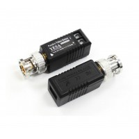 BCC4102SR: 1-CH Passive Ultra Mini Video Balun, 1-Set