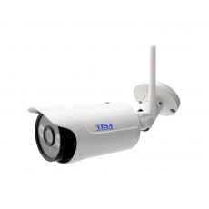 "YCC1000IP: 1/4""1.0M 720P Outdoor Wireless IP Bullet Camera"