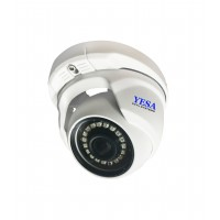 YCC1007AHD4: 4.0M HD Dome Camera