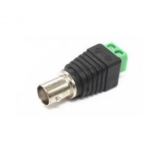 BNC-FT: BNC Female to Screw Terminal Connector