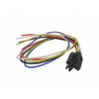 "AS1001-24G: 24""/ 5 WIRE CAR RELAY SOCKET"