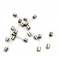 AGC Fuses: Available from 0.25A to 30A, 100-Pack