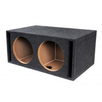 "PPA-15DVP: 15"" Double Ported Subwoofer Empty Box"