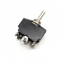 SW1013-6: TOGGLE SWITCH 6 PIN-DPDT ON/OFF/ON WITH SCREW