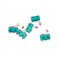 SW1027: MICRO SWITCH ON (ON) 125V 10A