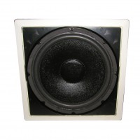 "YW-1200: 12"" High Power In-Wall Subwoofer"