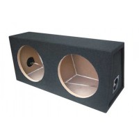 "PPA-15DHF: 15"" Double Sealed Subwoofer Empty Box"