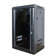 CAT100-15UBK: 15U Wall Mountable Cabinet Office Networking Rack