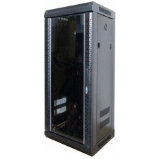 CAT100-24UBK: 24U Wall Mountable Cabinet Office Networking Rack