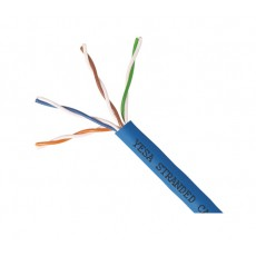 CAT5ES-1000: 100% COPPER, STRANDED 24AWGx4C UTP CABLE 1000FT