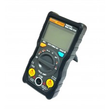 ET1039BK: 4000 Counts Digital Multimeter LCD Display | Black