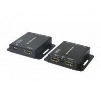 PRO2093-50: 50M HDMI Extender Over Single CAT5E / CAT6 with IR
