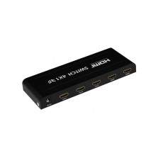 PRO2096-4: High Performance HDMI Switcher, 4 In 1 Out