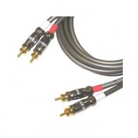 PRO2032-1.5M SUPER AUDIO CABLE 2 RCA PLUG TO 2 RCA PLUG