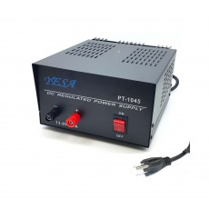 PT1045: 15 Amp Surge 12VDC  Regulated Power Supply