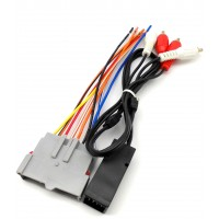 PFL-0000LO: FORD WIRE HARNESS (METRA REF: 70-5510)